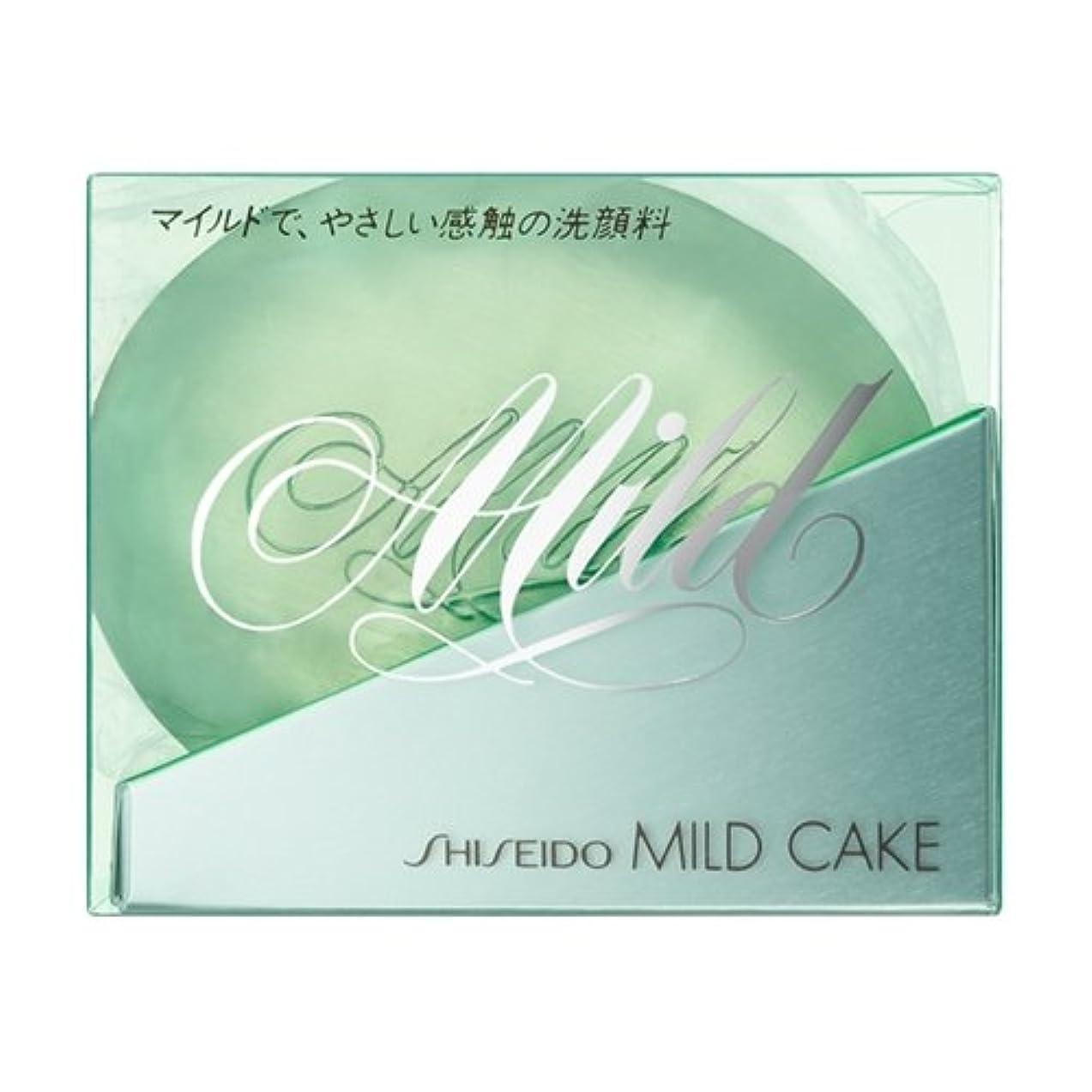 はしごお祝いより平らな資生堂 マイルドケーキ