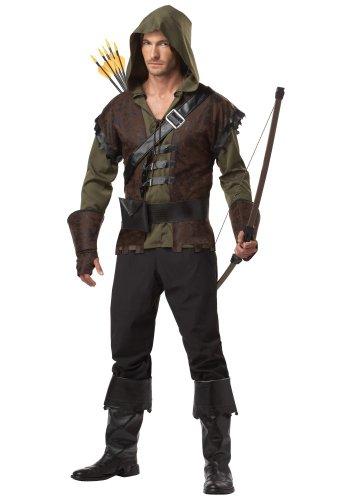shoperama Herren-Kostüm Robin Hood - König der Diebe, Größe:L
