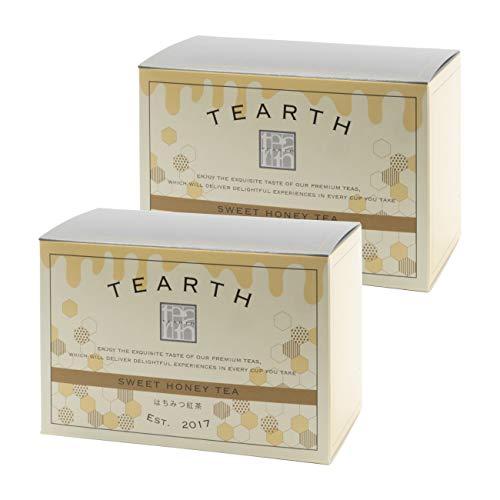 TEARTH ( ティーアース ) はちみつ紅茶 25包入り 2個セット