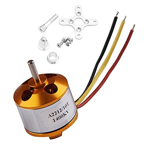 Mini motor eléctrico Motor de juguete Accesorios para niños RC Multirotor Repuesto...
