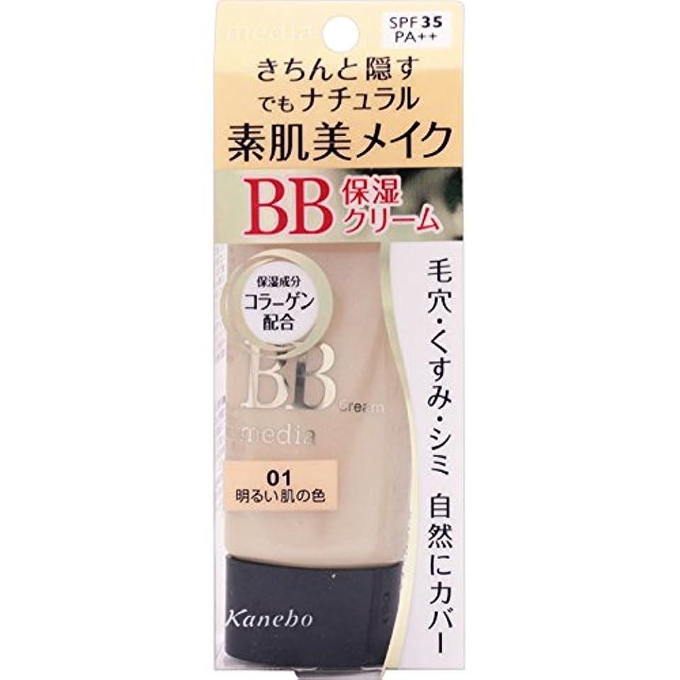 旅チチカカ湖臨検カネボウ メディア BBクリームN 01 SPF35?PA++