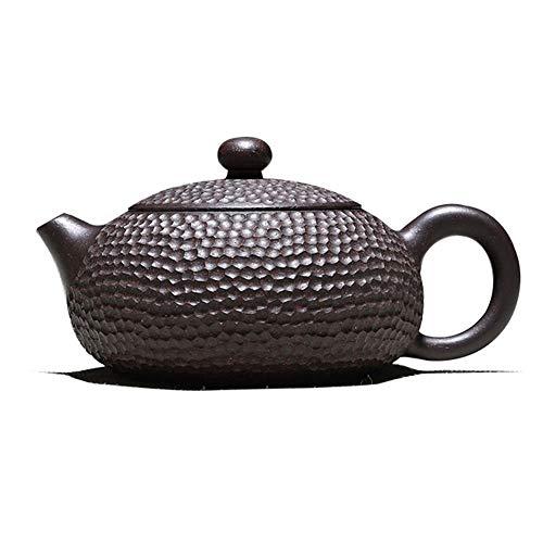 STZSHION Handmatig theepot traditie bijzondere textuur Yixing, China niet verstopt (Size : 200ml)