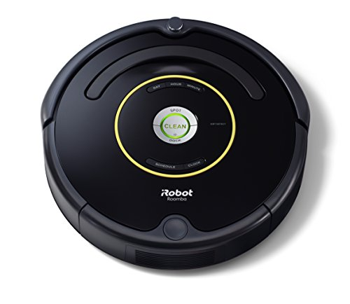 iRobot 600 Series Roomba 650 Vacuum Cleaning Robot (Black)
