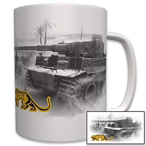 Tiger Panzer Schwere Panzerabteilung 501 sPzAbt 501 - Tasse Becher Kaffee #6293
