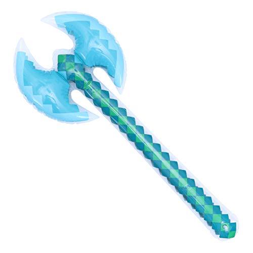 BESTOYARD Aufblasbares Spielzeug Blaue AXT für Geschenke für Kinder Halloween