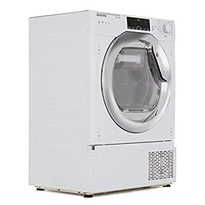 Hoover HBTDW 7A1TCE-80 7kg Load Heat Pump Tumble Dryer Wi-Fi + NFC Class A+