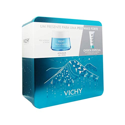 Vichy Coffret Aqualia Thermal Gel Cream 50ml + Pureté Thermale 3 En 1 Desmaquillante 100ml