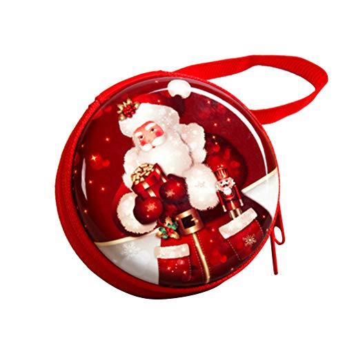 Fenical opbergdoos boom opknoping doos kinderen speelgoed munten Headset lijn opbergdoos (kerst 4)
