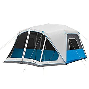 Core Lighted 10-Person Instant Cabin Tent