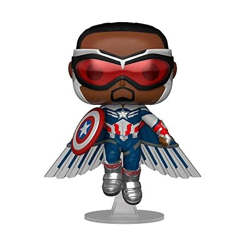POP: The Falcon & Winter Soldier - Captain America (WMT)