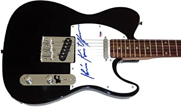 Kris Kristofferson Autographed Signed Guitar & Proof PSA/DNA AFT AFTAL