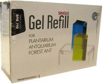 GEL Plantarium Refill Nachfüllpack Erde Herstellung für Gewächshaus Aquarium