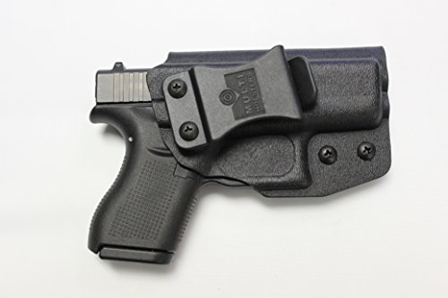 Multi Holsters Elite IWB FOMI Right-Hand Holster Compatible w/Glock 42