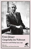 Gespraeche im Weltstaat: Interviews und Dialoge 1929-1997