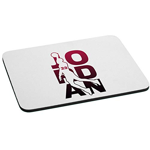 Basketball Sports Athletic Player Computer Mouse Pad (Jordan #23)