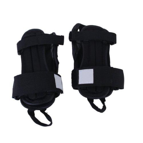 BKAUK 1 paar ski's snowboard beschermers handschoen sport polssteun pads