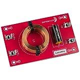 【国内正規品】Dayton Audio DHF24 高性能 ハイパス フィルター 8Ω 5,500 Hz:12 dB/Oct