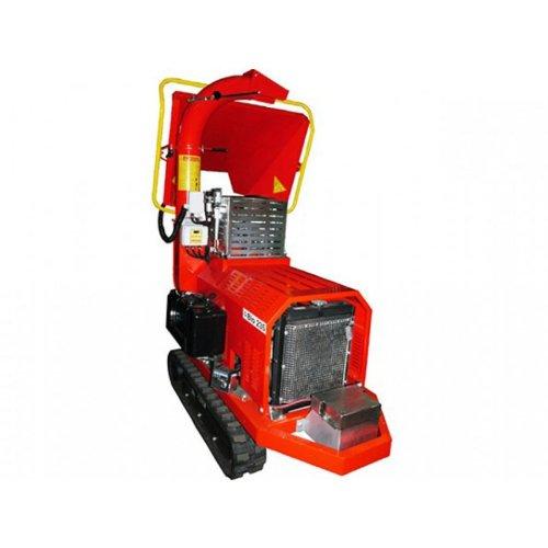 Caravaggi Triturador térmico Bio 235 L TN – Diesel 27