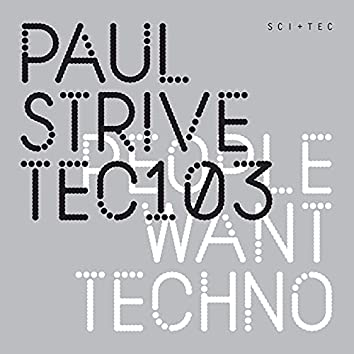 People Want Techno