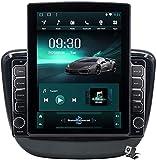 Pantalla Vertical de 9,7 Pulgadas Android 9.1 Coche Multimedia Player para Chevrolet Cavalier 2016-2019, Soporte GPS Navegador Radio De Coche USB BT Mandos de Volante