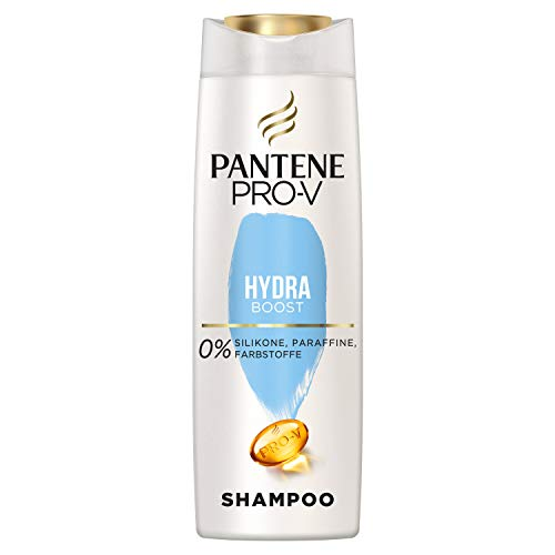 Pantene Pro-V Hydra Boost Shampoo, für Trockenes Haar, 300ml, Shampoo Damen, Haarpflege Trockenes Haar, Haarpflege für Trockene Haare, Beauty