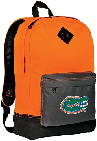 Broad Bay Florida Gators Backpack Classic Style University of Florida Backpacks High Visibility product image
