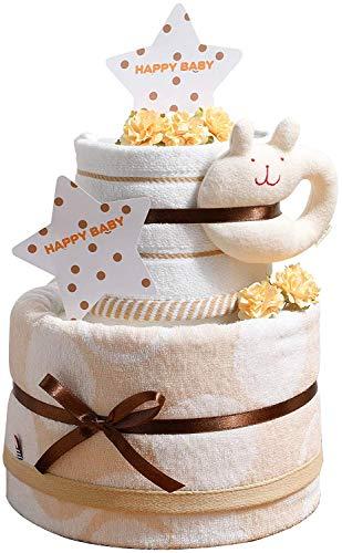 ベアコーポレーション『今治タオルおむつケーキ』