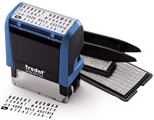 Trodat -   Printy 4912 Typo -