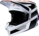 V2 Hayl Helmet, Ece Blue/Red