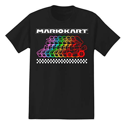 Nintendo Mens Video Gameboy Shirt - Mario, Luigi,...