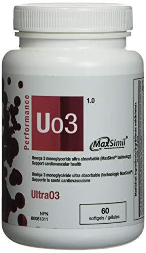 ATP Ultra O3 60 softgel, 130 g