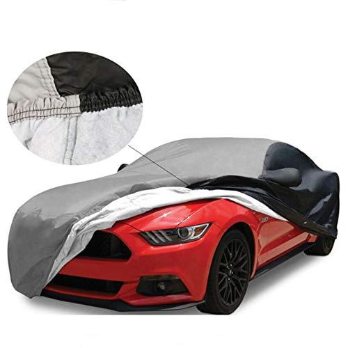 HRF0HLHY Funda de automóvil Oxford Premium Compatible con la Serie Jaguar: XJ, XF, XK, XE, F Pace,