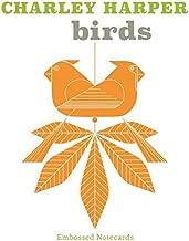 Charley Harper: Birds Embossed Boxed Notecards