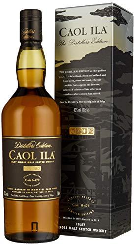 Caol Ila Distillers Edition 2019 Single Malt Islay Scotch Whisky (1 x 0.7 l)