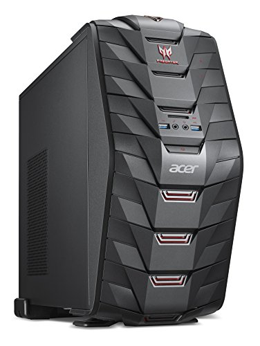 Ordinateur de Bureau PC Gaming Acer Predator G3-710-AM11 Intel Core i5-7400 - 3