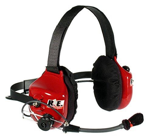 Racing Electronics RT006 Headset Platinum Series