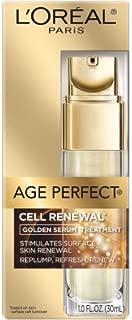 L'Oréal Paris Age Perfect Cell Renewal Golden Serum Treatment