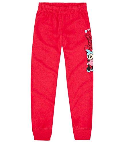 Disney Minnie Mädchen Jogginghose - pink - 134