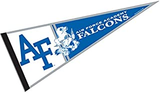 College Flags and Banners Co. Air Force Falcons Pennant Full Size Felt