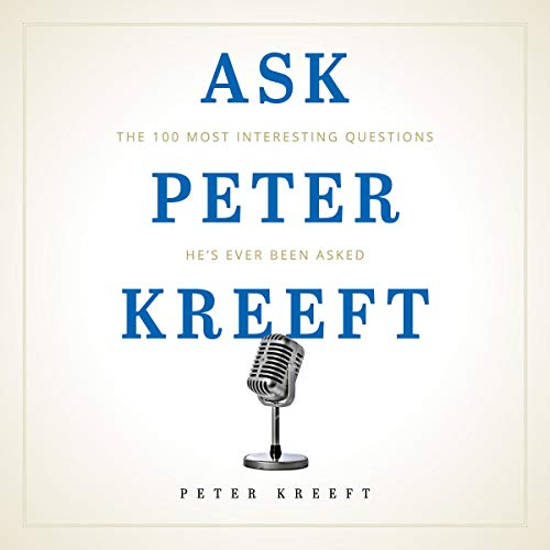 Ask Peter Kreeft  By  cover art