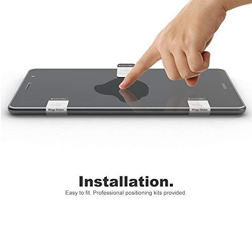 Ganvol Premium Panzerfolie für Huawei MediaPad T3 8 WiFi 20,3 cm (8,0 Zoll), Panzerglas Huawei MediaPad T3 8 LTE 20,3 cm (8,0 Zoll) Schutzfolie - 6