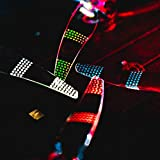 Gemfan 51466 5 Inch Propeller 3-Blade Props Moonlight LED CW CCW Compatible with 2207 2208 2205-2306 Brushless Motor for 210 250 280 Freestyle FPV Racing Drone Frame Kit (16PCS)