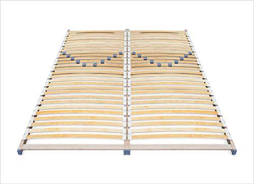 ECOFORM lattenbodem MET hardheidsgraadregeling 140/160/180/200cm x 200 - van de fabrikant