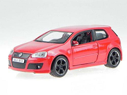VW Golf 5 GTI Edition 30 rot Modellauto 43005 Bburago 1:32