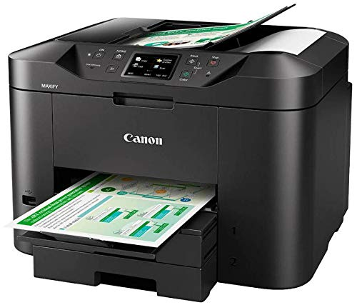 Canon OFFICE MAXIFY MB2760, Multi Function Office Printer