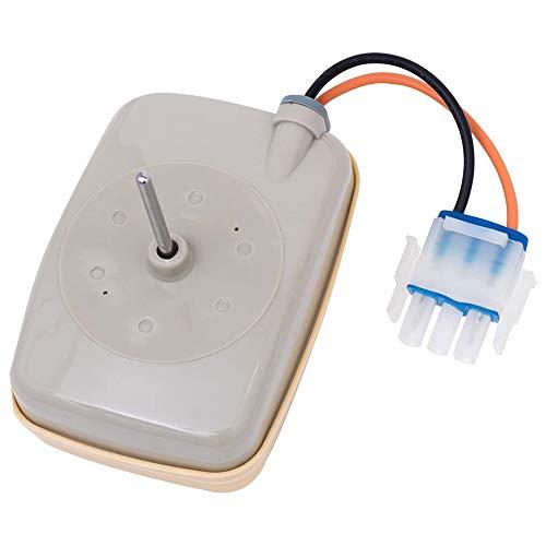 Nrpfell WR60X10141 Refrigerador Evaporador Ventilador Motor Pieza de Repuesto Ajuste Exacto para Refrigeradores EléCtricos Generales y Hotpoint