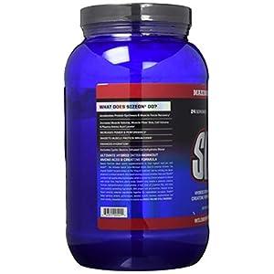 Gaspari Nutrition SizeOn Maximum Performance 1632 g Berry Strength and Size Drink Powder