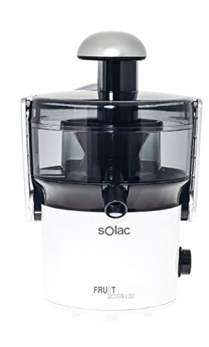 Solac LC-6205 Fruit Cocktail-Exprimidor (350 W, Capacidad 0,