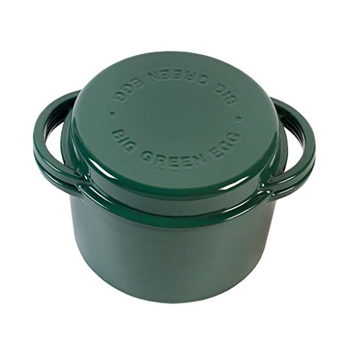big_green_egg Dutch Oven Grün rund