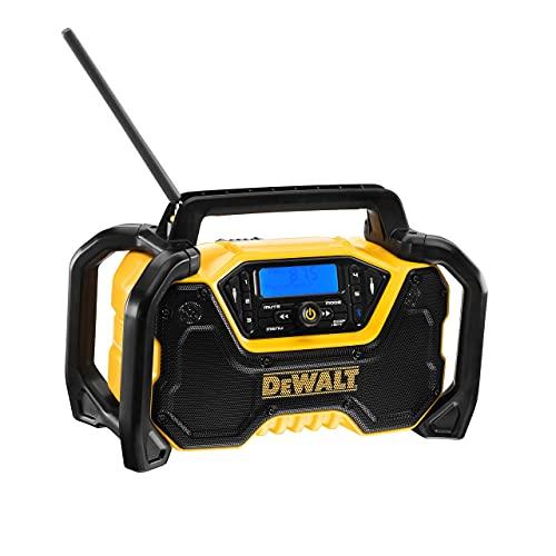 Dewalt DCR029 12V-18V Compact Bluetooth Jobsite Radio (Body Only)